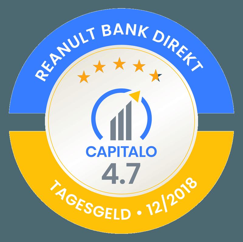 Renault Bank direkt Produkttest