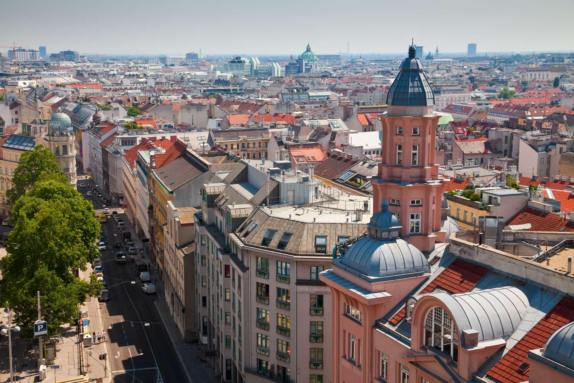 Wien Häuser