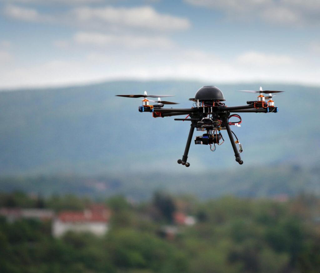 Drohnenversicherung in Österreich: Keine Angst vor Abstürzen
