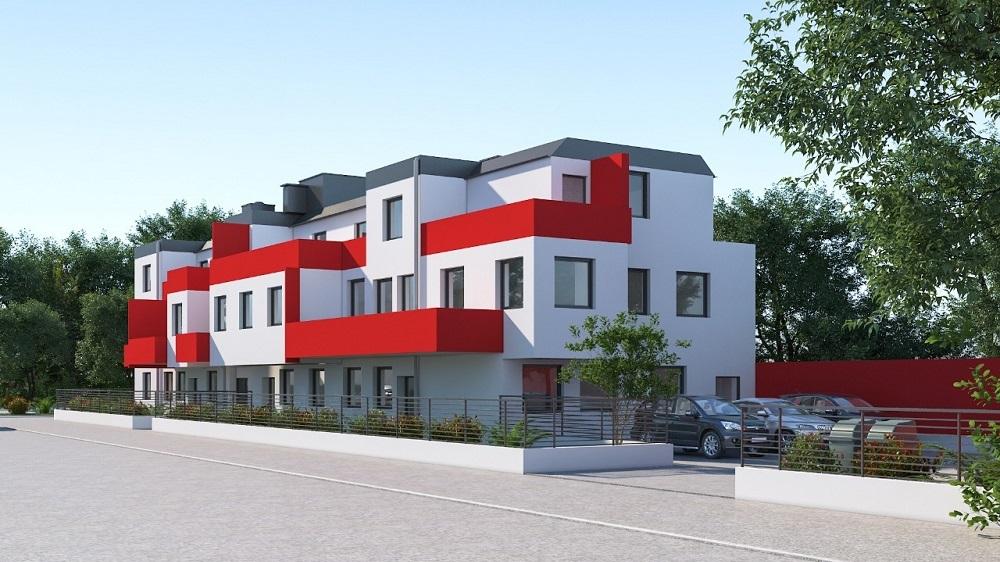 Wohnhausanlage Eßling, Donaustadt Wien