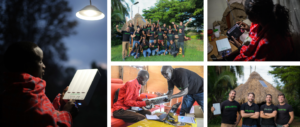 Solar-Home-Systeme für Kenia