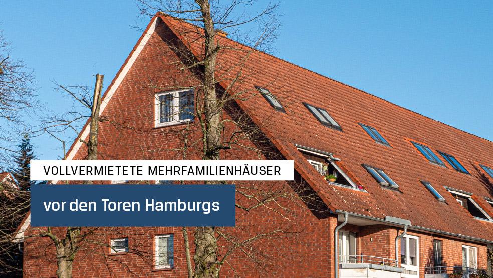 Wohnbausanierung, Trittau bei Hamburg